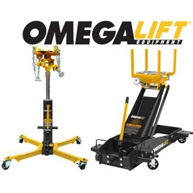 Omega Lift Equipment Transmission Jacks & Accessories 41000